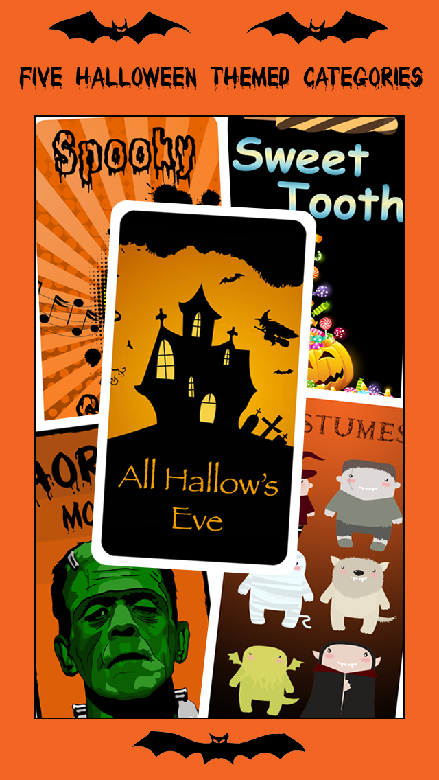 halloween game night app best spooky scary halloween game app for family and friends with